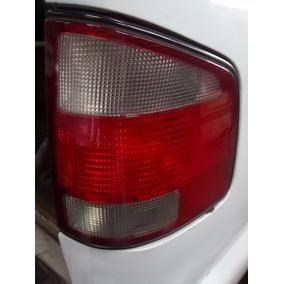 Lanterna Traseira Direita Fumê Gm S10 1999 - Zafaflex
