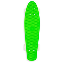 Mini Cruiser Original Fluor Ve Patineta Baby Miller Division