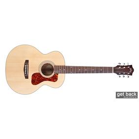 Guitarra Acustica Guild Jumbo Junior Mh C/funda