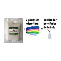 Lavagem A Seco Ecológico Kit Auto Wash 200+2panos-microfibra
