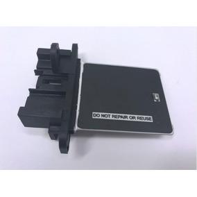 Resistência Ventilação Interna Nissan Frontier 2.5diesel 08/