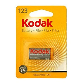 Bateria Litio K123la-1 Kodak Cat 8171670 Val9-2021