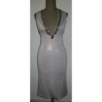 Vestido Dorado Marca Rosh - Casamientos -fiestas - 15