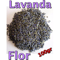 Flor De Lavanda Importada Deshidratada Aromaterapia