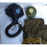 Mascara Russa Pdf-2d Contra Gases - Infantil