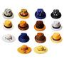 Sombreros Y Capelinas, Modelos Y Colores Variados, Por Mayor