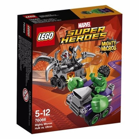 Educando Lego Super Héroes Marvel 76066 Hulk Mighty Micros