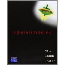 Libro Administracion Hitt 1 Edicion + Regalo %