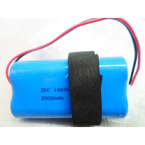 Bateria 7.4v 2000 Mah Para Dvd Portátil Philco Pht80