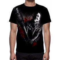 Camisa, Camiseta The Walking Dead - Negan Mod 02