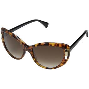 5e6acfc3ac Gafas De Sol De Alexander Mcqueen Amq4238 Lente Negro Degra