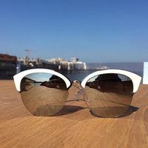 Óculos Dior Dior Run Branco 100% Original Caixa 12x