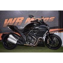 Ducati - Diavel Black - 2013