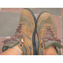 Botines Zapatillas Nobuck Vintage Años 80