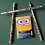 Souvenir Anotador+lápiz Personalizados Todos Los Diseños X32