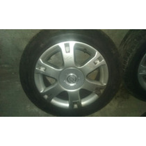 Jogo De Roda Vectra 205/55/16 Pirelli P7