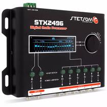 Processador Automotivo 15 Bandas Stetsom Equalizador Digital