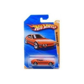1 Miniatura Em Metal, Marca Hot-wheels, Escala 1/64 = 7 Cm