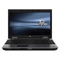 Notebook Hp Elitebook Core I7 Placa De Video 8540w 8gb 320gb