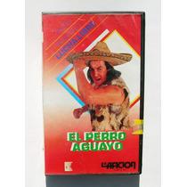 El Perro Aguayo Idolos De La Lucha Libre La Aficion Vhs 1991