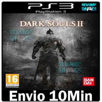 Dark Souls 2 Ii - Ps3 - Original - Cod Psn - Envio Imediato