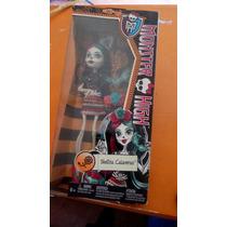 Monster High Skelita Calaveras Scaritage Fashion
