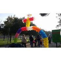 Arco De Globos - Decoración Con Globos