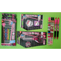 Kit Material Escolar Monster High