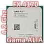 Procesador Amd Fx 4170 4.2ghz Cpu Am3+ 12mb Cache Gama Alta!