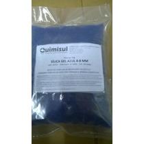 Silica Gel Azul 4-8mm 1kg Contra Umidade !