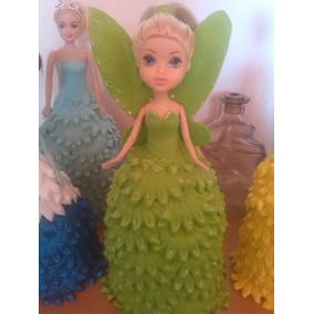 Muñecas Vestidas En Goma Eva (hermosas)