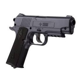 Pistola Crosman 1911 Bb Semi-auto Todo Incluido