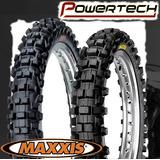 Cubierta Moto Cross Maxxis 110/90-19 M7305 Powertech