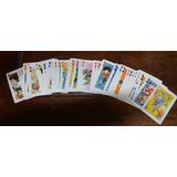 Dragon Ball Z - Cartas De Poker Nuevas Sin Uso Dbz