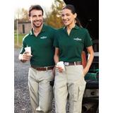 Camiseta Polo Personalizada Uniforme Sem Quantidade Minima