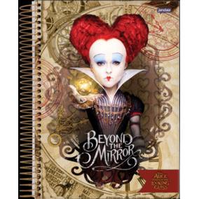 Caderno De 10 Matérias,alice O Filme(rainha De Copas)