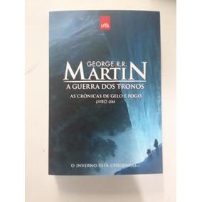 A Guerra Dos Tronos.as Crônicas De Gelo E Fogo Livro 1
