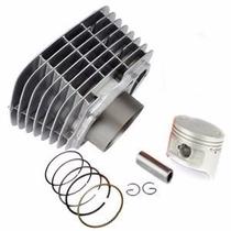 Kit Motor Cilindro Pistao Kmp Cg 190cc + Com. Bravo 315º