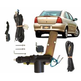 Kit Destrava De Porta Malas Novo Corsa Sedan 2004