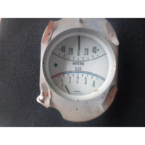 Aero Willys Itamaraty Painel Instrumento Relogio Bateria Ole