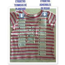 Etiquetas Personalizadas,solo Pégalas Y Listo!! Paquete 60pz