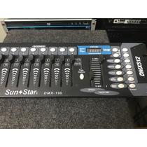 Computer Lamp Controller Sunstar Dmx 190 Dmx512