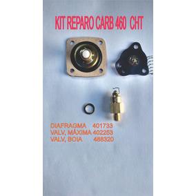 Kit Reparo Carburador 460 Cht