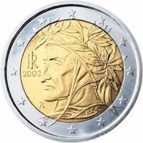 Moeda 2 Euros 2002 .
