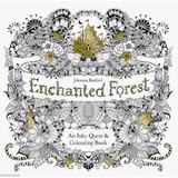 Enchanted Forest Bosque Encantado Johanna Basford Terapia