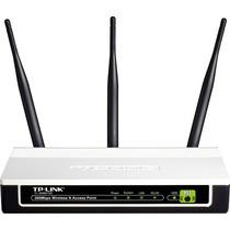 Repetidor Amplificador De Señal Wifi Tp-link Tl-wa901nd 300m