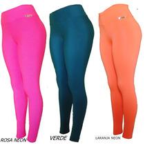 Calça Legging Suplex Lisa- Legging Fitness Academia