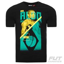 Camiseta Reebok Ufc José Aldo - Futfanatics