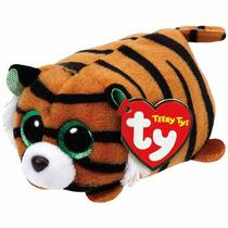 Teeny Ty (beanie Babies) - Tigre Tiggy