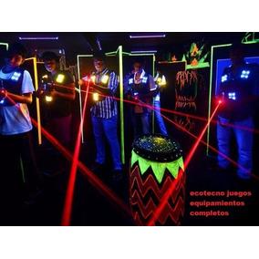 Juegos Laser - Fabrica